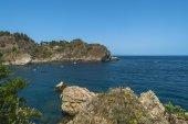 Isola Bella, Sicily — Stock Photo