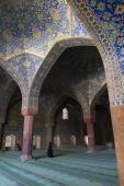 Blue Mosque in the Iran — Stock Photo