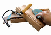 Tools for furniture production — Stock Photo
