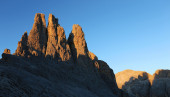 Vajolet башни — Стоковое фото