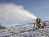 Canon de neige — Photo