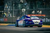 Porsche GT3 racing car — Stock Photo