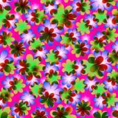 Flowers pattern. — Stock Vector