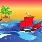 Cruise — Stock Vector #66111547