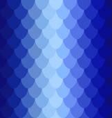 Pattern blye volume scales — Stock Vector