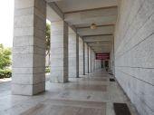 Pigorini museum of prehistory and ethnography — Stock Photo