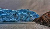 Rock glacier — Foto de Stock