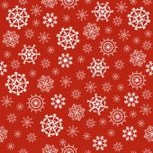 Backgrounds with Christmas snow. — Stock Vector