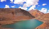 Chandra Tal Sacred Lake — Stock Photo