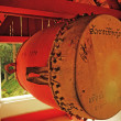 Buddhist Drum — Stock Photo #62134553