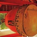 Buddhist Drum — Stock Photo #62134553