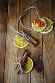 Сinnamon & Orange — Foto de Stock