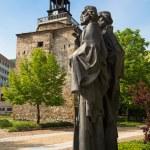 Saints Cyril and Methodius monumet  — Stock Photo #63221473