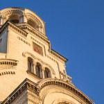 Постер, плакат: The St Alexander Nevsky Cathedral