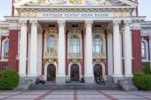 National theater Ivan Vazov — Stock Photo