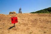 Archeologické vykopávky — Stock fotografie