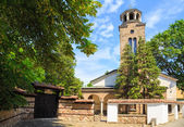The St. Sofronii Vrachanski Church, Vratsa, Bulgaria — Stock Photo