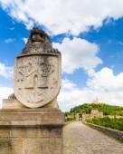 Tzarevetz fortress at Veliko Turnovo, Bulgaria. — Stock Photo