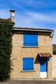 Old village in France Laragne — Stock Photo