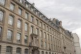 Building Facade in Paris, France — Stock Photo