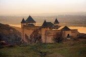 Medieval castle from Ukraine — Stock fotografie