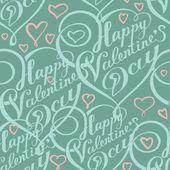 Šťastný valentýna! — Stock vektor