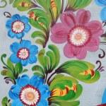Flor colores pintados — Foto de Stock   #62719859