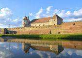 Fagaras Fortress — Stock Photo