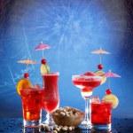 Cocktails with pistachio — Stock Photo #62805207