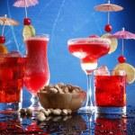 Cocktails with pistachio — Stock Photo #62805215