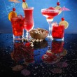 Cocktails with pistachio — Stock Photo #62805399