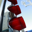 Lights of old car — Stock Photo #62805523