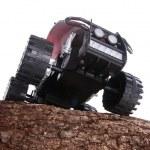 Modified toy ATV — Stock Photo #62807043