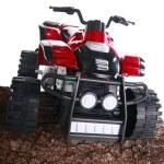 Modified toy ATV — Stock Photo #62808033