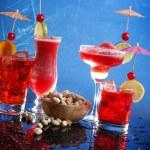 Cocktails with pistachio — Stock Photo #62809085