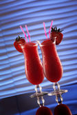 Daiquiri alla fragola cocktail — Foto Stock