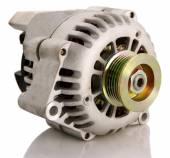 Electric automotive alternator — Стоковое фото
