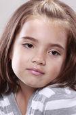 Portrait  of cute preteen — Stock Photo