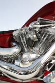High power motorcycle — Stock Photo