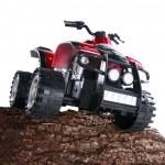 Modified toy ATV — Stock Photo #62810355