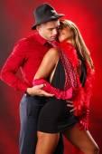 Passion couple — Stock Photo