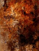 Abstract background with rust structure — Stock Photo