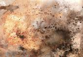 Abstract color Backgrounds, painting collage with spots, rust structure — Stock Photo