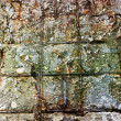 Background of concrete wall with iron bars — Stock Photo #66193259