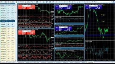 Trading Terminal — Stock Video