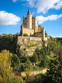 Castelo-navio, Alcazar, Segovia, Espanha — Fotografia Stock