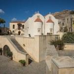 Preveli monastery in Crete — Stock Photo #62964119