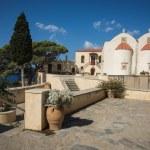Preveli monastery in Crete — Stock Photo #62965539