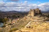 Zorita castle ruins — Stockfoto