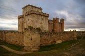 Old turegano castle — Foto Stock